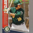 2011 Bowman Topps of the Class  #25  MICHAEL SPINA   A's