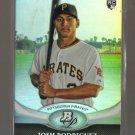 2011 Bowman Platinum  #2  JOSH RODRIGUEZ   RC   Pirates