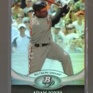 2011 Bowman Platinum  #3  ADAM JONES   Orioles