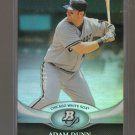 2011 Bowman Platinum  #18  ADAM DUNN   White Sox