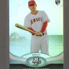 2011 Bowman Platinum  #21  MARK TRUMBO   RC   Angels