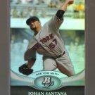 2011 Bowman Platinum  #36  JOHAN SANTANA    Mets