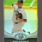 2011 Bowman Platinum  #37  JOSH JOHNSON   Marlins