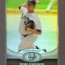 2011 Bowman Platinum  #37  JOSH JOHNSON   Marlins