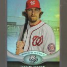 2011 Bowman Platinum  #61  JAYSON WERTH    Nationals