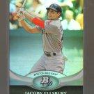2011 Bowman Platinum  #85  JACOBY ELLSBURY    Red Sox
