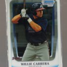 2011 Bowman Prospects Chrome  #62  WILLIE CABRERA   Braves
