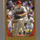 2011 Bowman Gold  #185  IAN KENNEDY   Diamondbacks