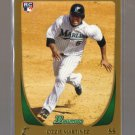 2011 Bowman Gold  #213  OZZIE MARTINEZ   RC   Marlins