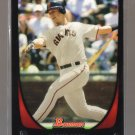 2011 Bowman  #1  BUSTER POSEY   Giants