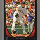 2011 Bowman  #46  JON LESTER   Red Sox