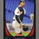 2011 Bowman  #70  J.P. ARENCIBIA   Blue Jays