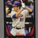 2011 Bowman  #74  IKE DAVIS   Mets