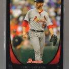 2011 Bowman  #96  CHRIS CARPENTER   Cardinals