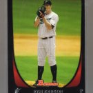 2011 Bowman  #117  JOSH JOHNSON    Marlins