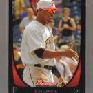 2011 Bowman  #133  JOSE TABATA    Pirates