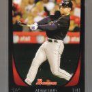 2011 Bowman  #180  ADAM LIND   Blue Jays