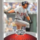 2010 Topps Triple Threads  #120  JOHNNY DAMON   Tigers   /1350
