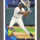 2010 Topps Pro Debut  #11  JAMES JONES   Mariners
