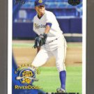 2010 Topps Pro Debut  #44  D.J. MITCHELL    Yankees