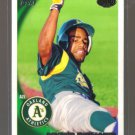 2010 Topps Pro Debut  #49  MYRIO RICHARD   A's