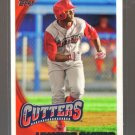 2010 Topps Pro Debut  #84  LEANDRO CASTRO   Phillies