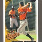 2010 Topps Pro Debut  #100  MICHAEL OHLMAN   Orioles