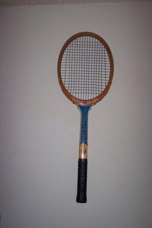 "Wilson ""King Cup"" tennis racket"