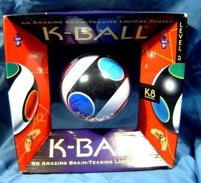 K8 K-Ball Puzzle
