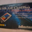 USB 2.0 CardBus PC Card Adapter
