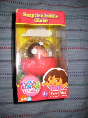 Dora the Explorer Surprise Inside Globe