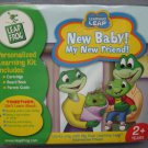 Learning Leap-New Baby! My New Friend!