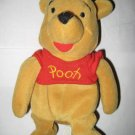 Winnie the Pooh small Beanbag doll