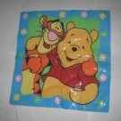 Winnie the Pooh and Tigger plastic place mat