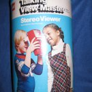 Vintage Talking Viewmaster