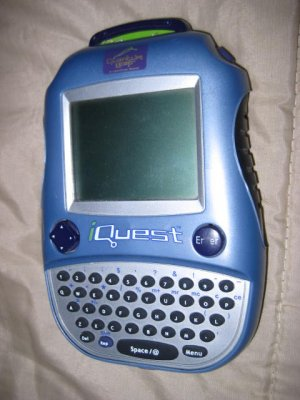 Quantum Leap I-Quest Handheld