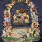 Boyds Bears on Swing Music Box