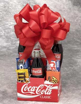 Coca Cola Care Package