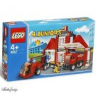 LEGO 4657 4 Juniors Fire Squad HQ