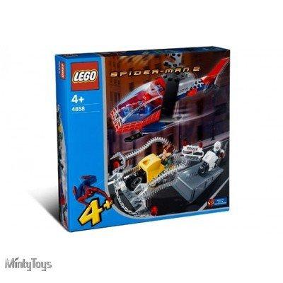 LEGO 4858 4 Juniors Doc Ock's Crime Spree