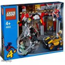 LEGO 4860 4 Juniors Doc Ock's Cafe Attack