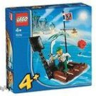 LEGO 7070 4 Juniors Catapult Raft