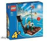 LEGO 7070 4 Juniors Catapult Raft