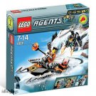 LEGO 8631 Agents Jetpack Pursuit
