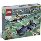 LEGO 8636 Agents Deep Sea Quest