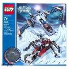 LEGO 4745 Alpha Team Blue Eagle vs. Snow Crawler