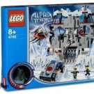 LEGO 4748 Alpha Team Ogel's Mountain Fortress