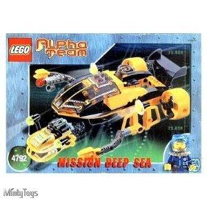 LEGO 4792 Alpha Team Alpha Team Navigator and ROV
