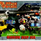 LEGO 4795 Alpha Team Ogel Underwater Base and AT Sub