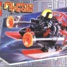 LEGO 6771 Alpha Team Ogel Command Striker